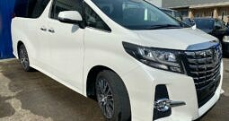 Toyota Alphard 2.5 S C Package