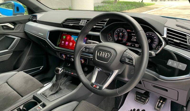 Audi Q3 45 TFSi Quattro Sportback full