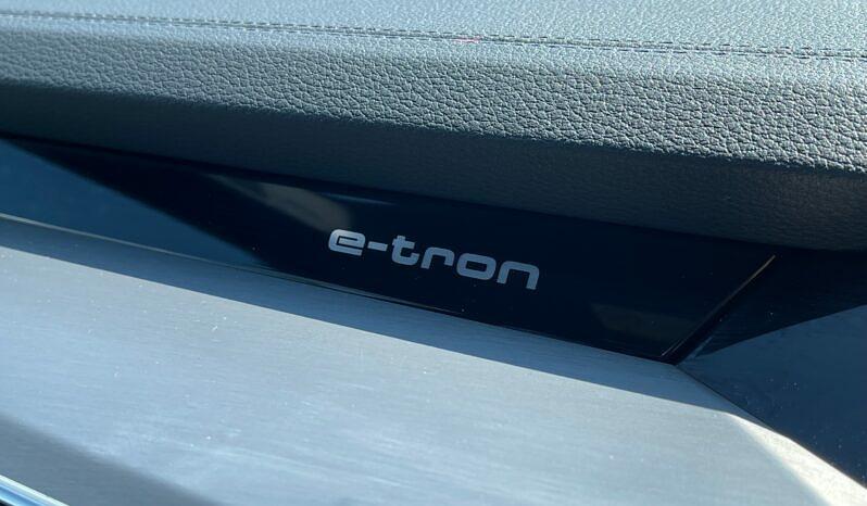 Audi E-Tron 55 Quattro S-Line Sportback full
