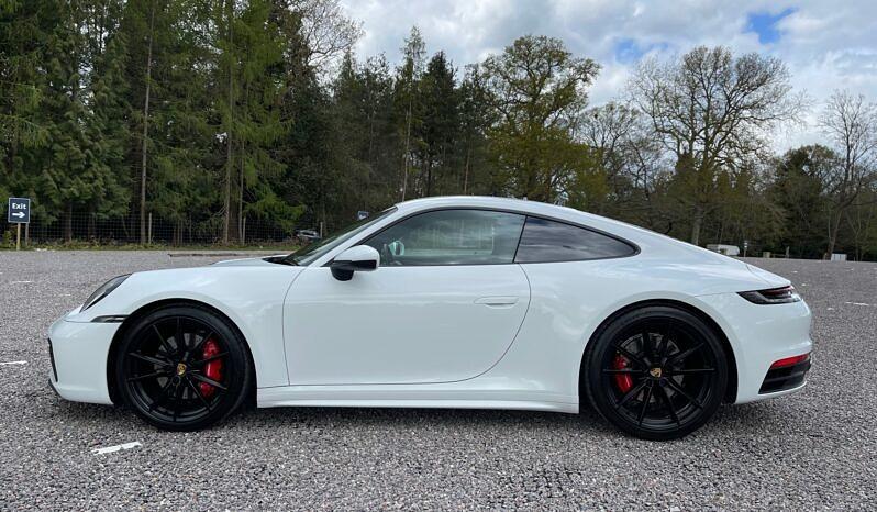 Porsche 911 (992) Carrera S full