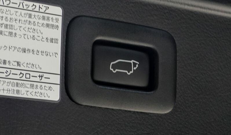 Toyota Vellfire 2.5 Z G Edition full