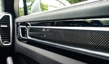"Porsche Cayenne Turbo Coupe ""Lightweight"" full"