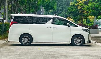 Toyota Alphard 3.5 Executive Lounge S full