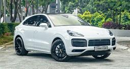"Porsche Cayenne Turbo Coupe ""Lightweight"""