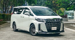 Toyota Alphard 3.5 Executive Lounge S