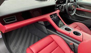 Porsche Taycan Turbo S full